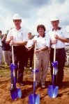 Datamaxx New Building Groundbreaking
