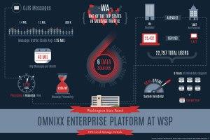 WSP Message Switch Statistics