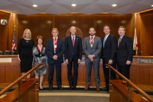 Governor's Business Ambassador Award